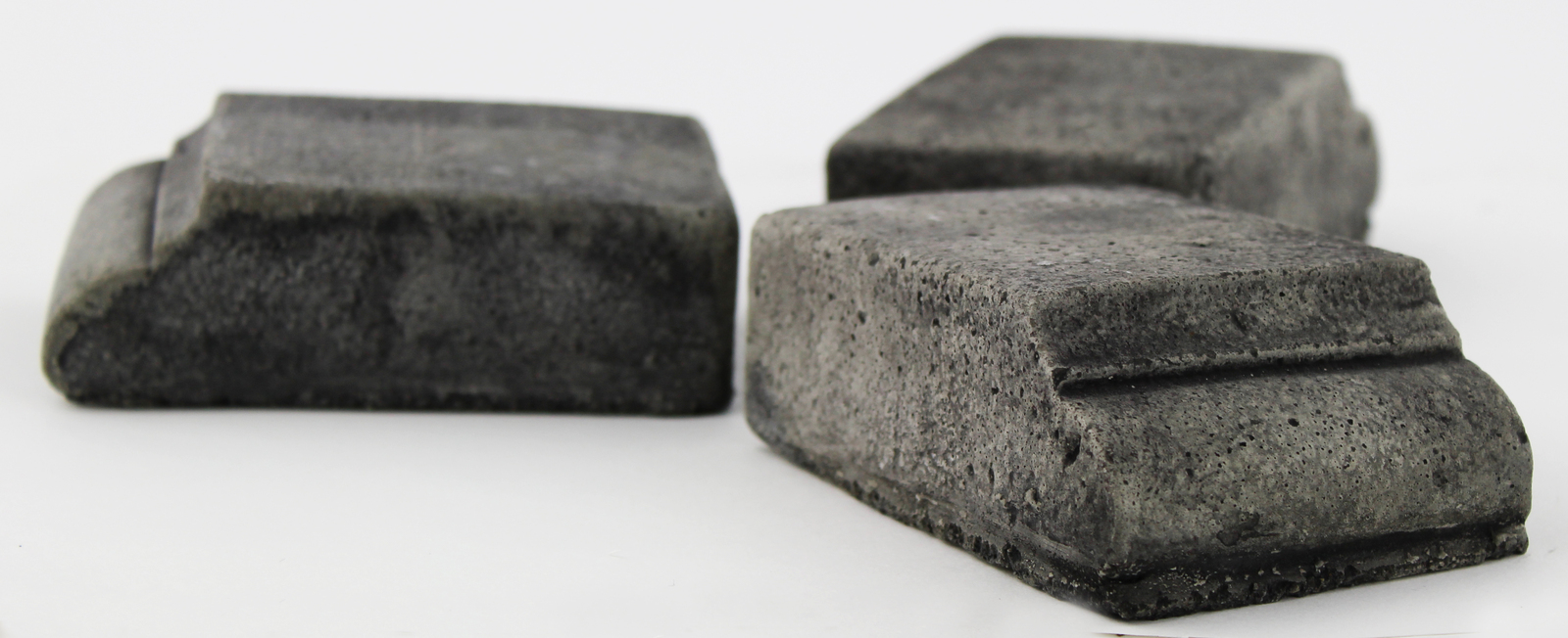 Pot Feet Set of Three