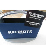 NWT New England Patriots NFL Six Pack Freezable... - $22.20
