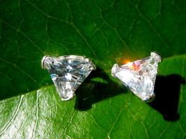 Haunted Vampire Power Earrings Ring  925 Posts - $20.00