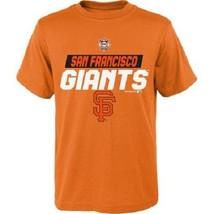 MLB Youth San Francisco Giants Short Sleeve Team Favorite T-Shirt Size L ,XL NWT - $9.74