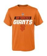 MLB Youth San Francisco Giants Short Sleeve Team Favorite T-Shirt Size L... - $14.99