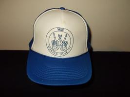 2011 VANS Warped Tour skeleton hands trucker rope concer snapback hat sku17 - $27.83