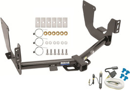Trailer Hitch W/ Wiring Kit Fits 2015-2017 Ford F-150 Class Iii Reese Brand New - $212.80