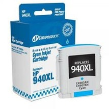 Dataproducts Remanufactured HP 940XL Cyan Ink Cartridge DPCWC940XLC - $9.95