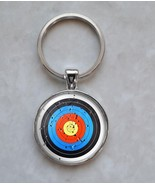 Archery Target Bow and Arrow Keychain - $14.00+