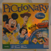 Disney Pictionary Game - $10.98
