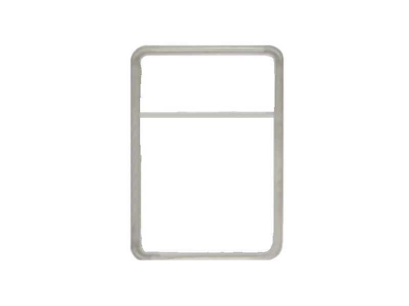BCW Large Dollar 5 pack Display Slab with Foam Inserts-Combo White