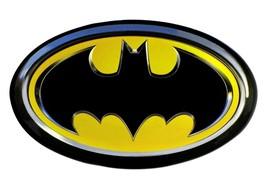 Brand New DC Batman Logo Car Magnet 4x6 in. High Gloss! Fast Free shipping! - $7.81