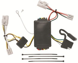 Trailer Hitch Wiring Kit Fits 2009 2012 Hyundai Elantra Harness Plug & Play New - $44.45
