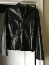 Women's Black Dollhose Jacket Large Classy  - $35.00