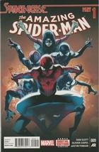 Amazing Spider-Man #9 NM- 2014 Marvel Comics 1st print Spider-Verse Part... - $6.92