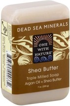 Dead Sea Mineral Bar Soap One With Nature 7 oz ... - $8.50