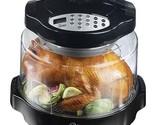Small Kitchen Appliance Toaster Oven NuWave 20631 Pro Plus Black 652185206311