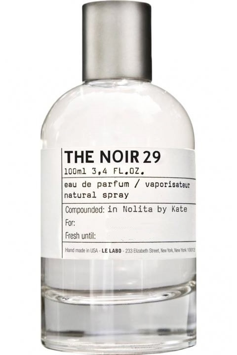 THE NOIR 29 by LE LABO 5ml Travel Spray N29 Hay Cedar Musk Bergamote Perfume