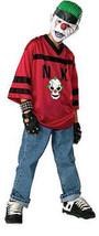 KLOWNZ COSTUME Mad Clown Teen Boys 34-36 Mask Urban Mask Evil Juaggalo K... - $6.65+
