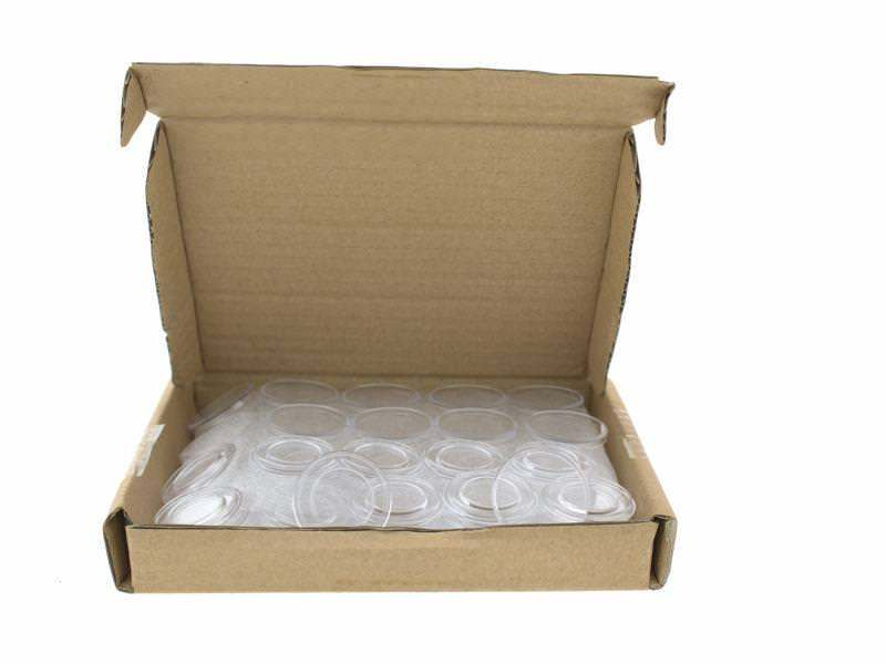Guardhouse Dime 18mm Direct Fit Coin Capsules, 50 pack image 2
