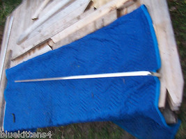 1977 1979  Continental Towncar Left Rear Fender Trim Molding Oem Used Lincoln - $217.80