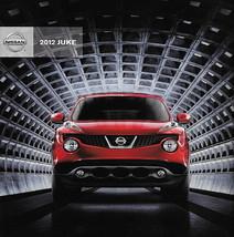 2012 Nissan JUKE sales brochure catalog US 12 S SV SL Turbo - $9.00
