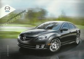 2010 Mazda 6 MAZDA6 brochure catalog 10 US s i SV - $6.00