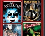 4 Movie Marathon: Cult Horror Collection (The Funhouse / Phantasm II / The And