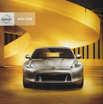 2012 Nissan Z sales brochure catalog US 12 370Z NISMO Touring Roadster - $9.00