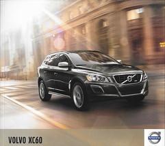 2012 Volvo XC60 brochure catalog 12 US T6 R-Design Premier Platinum  - $8.00