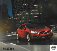 2012 Volvo S60 sales brochure catalog 12 US T5 T6 AWD R-Design  - $8.00