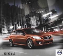 2012 Volvo C30 brochure catalog 12 US T5 R-Design Premier Platinum - $9.00