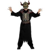 GATEKEEPER COSTUME Underworld Demon Boys Medium Halloween Monster Mask C... - $21.00