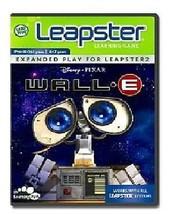 WALL-E LEAPSTER 1 & 2 LEARNING GAME LeapFrog Pr... - $10.90