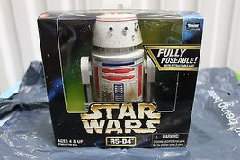 """6"""" R5-D4 POSEABLE ACTION FIGURE Star Wars Actio... - $50.45"""