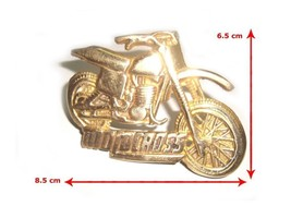 Brand New Customized Enfield Brass Decal @ Royal Spares - $11.87