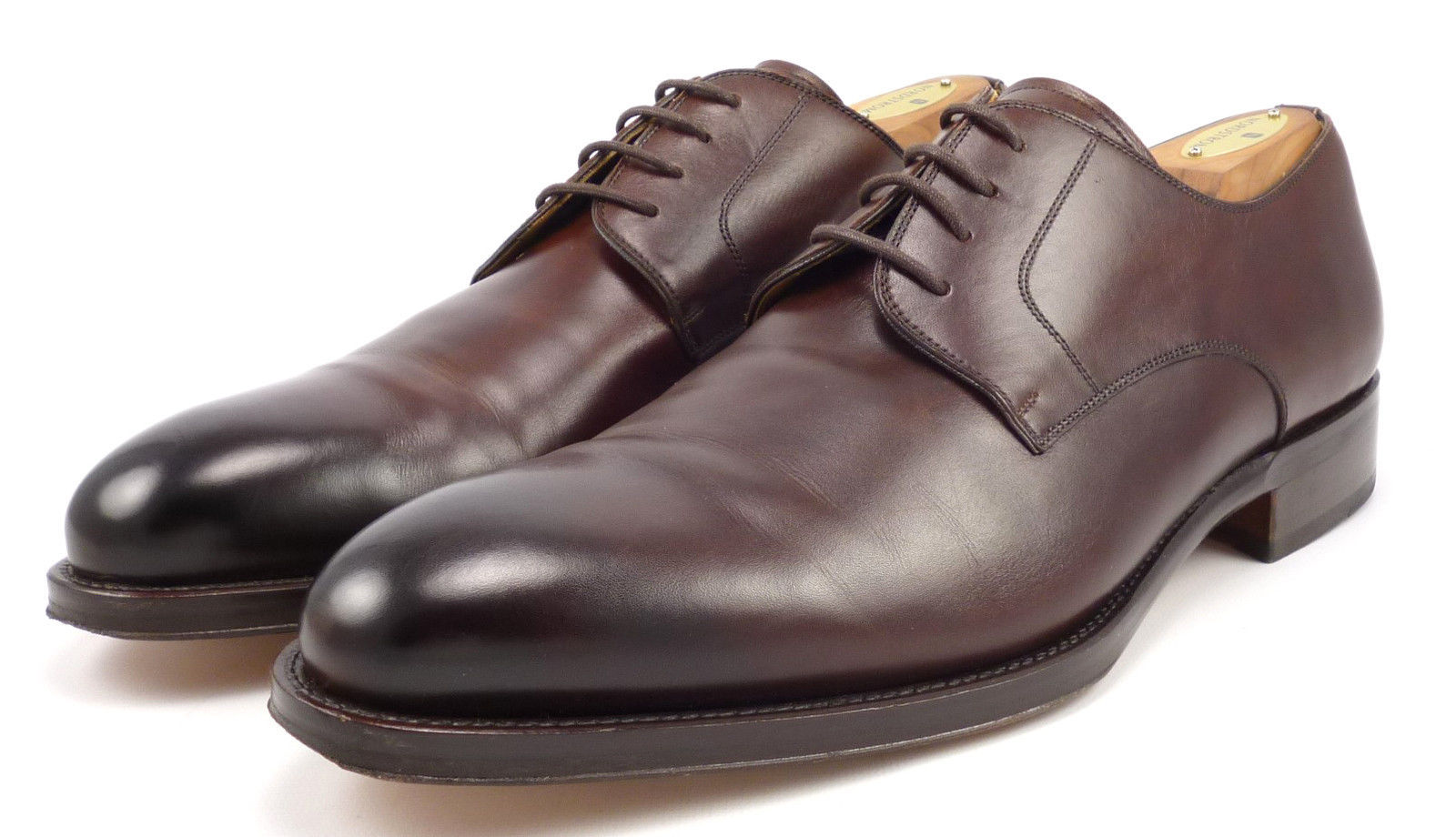 magnanni s shoes size 11 5 us burnished leather