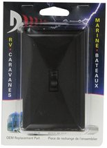 Diamond Group WDS151BR Brown 15 Amp Switch Toggle Speed Box - $10.99