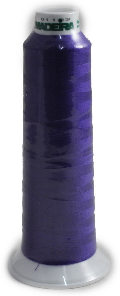Madeira Poly Purple 2000 YD Serger Thread   91289922