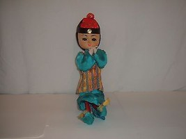 Vintage Japanese Doll(girl,Traditional Japanese... - $10.36