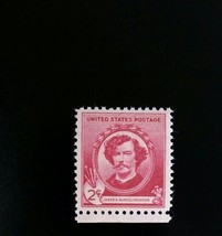 1940 2c James A. Whistler, Artist Scott 885 Mint F/VF NH - $0.99