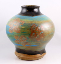 Vintage 1971 Pacific Stoneware Hibiscus Pottery... - $39.99