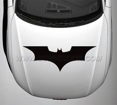 "The Dark Knight Batman Hood Decal Car Truck RV Boat Door Glass Mirror Vinyl 32"" - $26.45+"