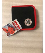 MARLBORO UNLIMITED CD CASE/HOLDER,EMBROIDERED COMPASS LOGO,BRAND NEW,BLK... - $11.00