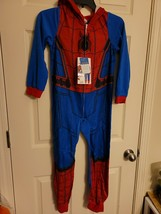 Marvel Boys Spider-Man Union Suit Sz. 10 $40 - $14.85
