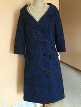 Women's Dress,L,(US size 12),Blue,Buttons,Armani ,NWOT - $173.25