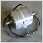 >> Generic MOTOR, EXTRACT,QSF112B/2-R-2T-2891,208-240V/60/3 220413, Speed
