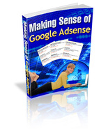 Making Sense Of Adsense - ebook - $0.79