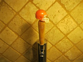 NFL Cleveland Browns Kegerator Beer Tap Handle Football Helmet Team Bar - $31.63
