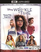 A Wrinkle in Time [4K Ultra HD+Blu-ray+Digital] (2018)