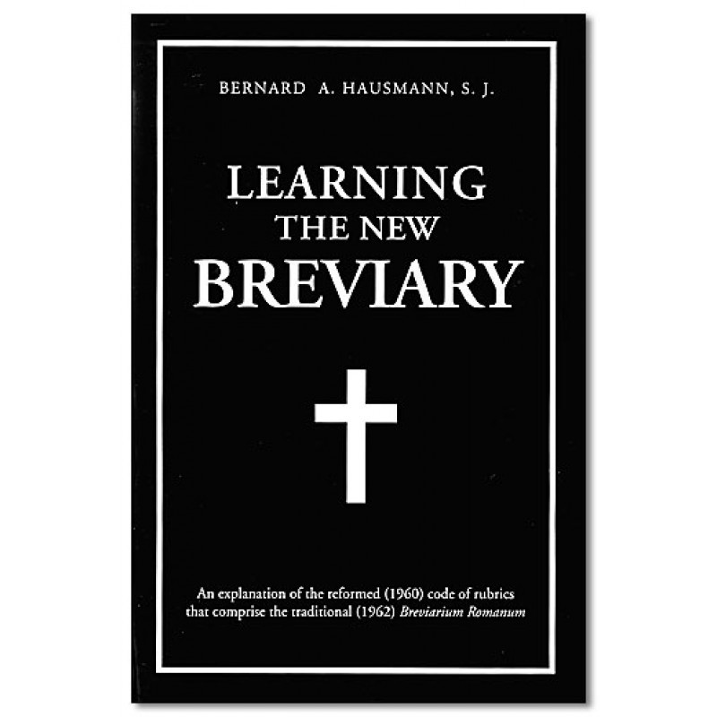 Learning the new breviary   55663