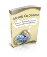 Miracle On Demand - ebook - $0.69