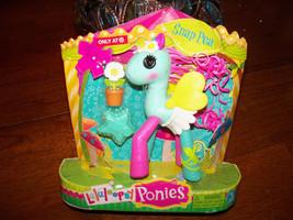 Mga Lalaloopsy Snap Pea Ponies New Exclusive At Target Htf - $34.99