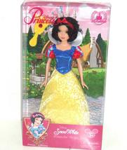 Disney Snow White Doll  Princess Theme Parks Collection Yellow  Dress New - $44.95